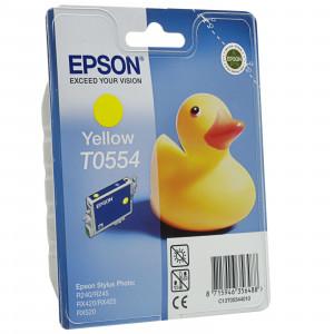 Картридж Epson T055440 Yellow