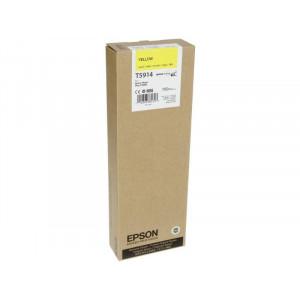 Картридж Epson C13T591400 Yellow
