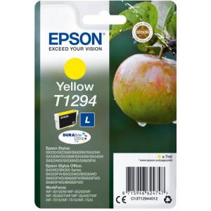 Картридж Epson C13T12944012 Yellow