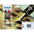 Картридж (4шт) набор Epson С13T16264010
