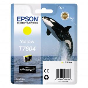 Картридж Epson C13T76024010 Cyan