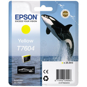Картридж Epson C13T76074010 Black