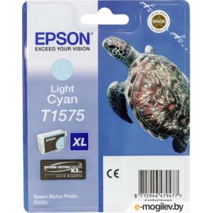 Картридж Epson T15754010 Cyan