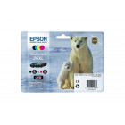 Картридж C13T26364010 Black мультипак Epson увеличенный