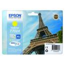 Картридж Epson C13T70244010 Yellow