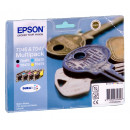 Картридж (4шт) набор Epson T04624A10
