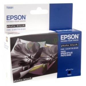 Картридж Epson T059140 Black