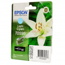 Картридж Epson T059540 Cyan