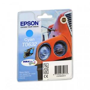 Картридж Epson T06324A Cyan