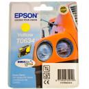 Картридж Epson T06344A Yellow