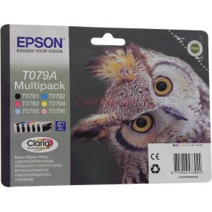 Картридж Epson T079A4A10 мультипак