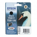 Картридж T08114A/T11114A10 Black Epson увеличенный