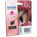 Картридж Epson T08734010 Magenta