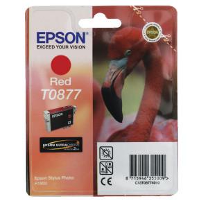 Картридж Epson T08774010 Magenta