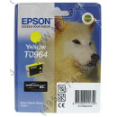 Картридж Epson T09644010 Yellow
