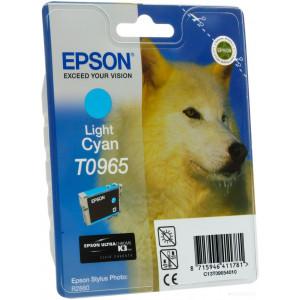 Картридж Epson T09654010 Cyan