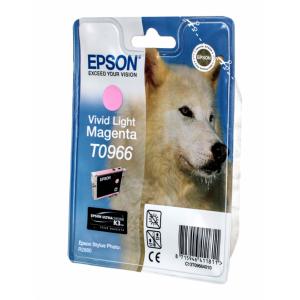 Картридж Epson T09664010 Magenta