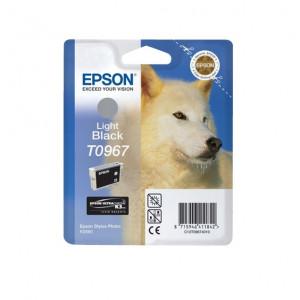 Картридж Epson T09674010 Gray