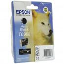 Картридж Epson T09684010 Matte Black