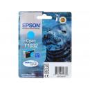 Картридж увеличенный Epson T10324A10 Cyan