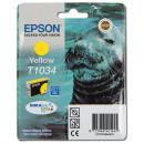 Картридж увеличенный Epson T10344A10 Yellow