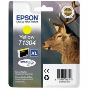 Картридж Epson T13044010 Yellow