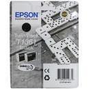 Картридж Epson T13614A10 Black (2 шт в упаковке)
