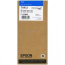 Картридж Epson T693200 Cyan