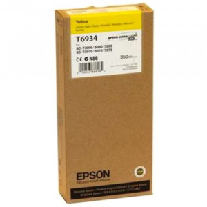 Картридж Epson T693400 Yellow