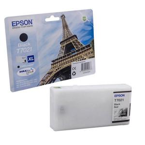 Картридж Epson C13T70214010 Black