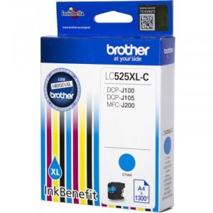 Brother LC525XLC Cyan оригинальный