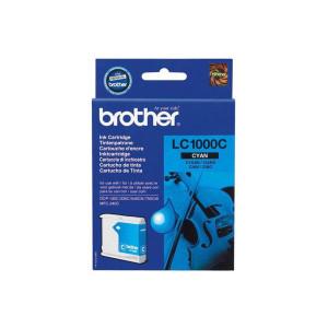 Картридж Brother LC1000C Cyan