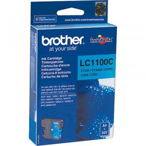 Картридж Brother LC1100C Cyan