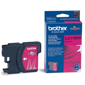 Картридж Brother LC1100HYM Magenta