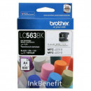 Картридж Brother LC563BK Black