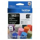 Картридж Brother LC563BK Black