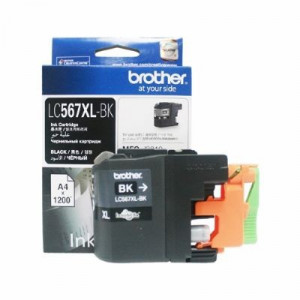 Картридж Brother LC567XLBK Black