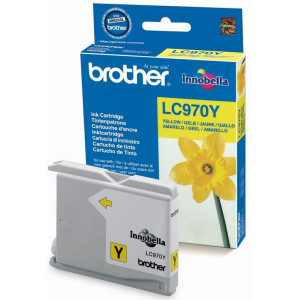 Картридж Brother LC970Y Yellow