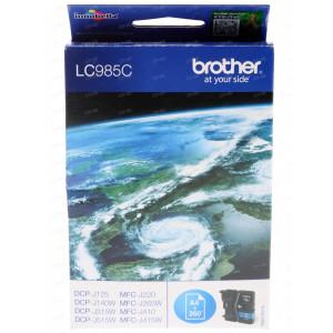 Картридж Brother LC985C Cyan