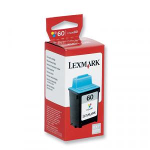 Картридж Lexmark 17G0060 цветной