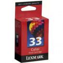 Картридж Lexmark 18CX033E цветной