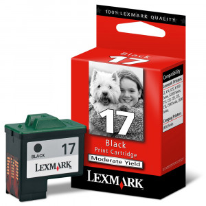 Картридж 10N0217/10NX217E Black Lexmark