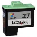 Картридж 10N0227/10NX227E цветной Lexmark