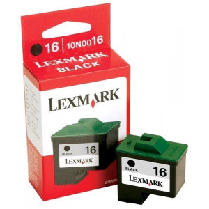 Картридж Lexmark 10N0016 Black