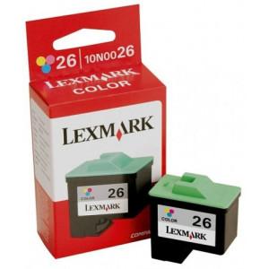 Картридж Lexmark 10N0026 цветной