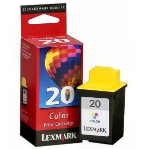 Картридж 15М0120/15MX120E цветной Lexmark
