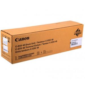 Драм-картридж С-EXV49/ 8528B003AA 000 Black цветной Canon