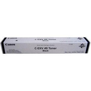 Тонер C-EXV49 BK/8524B002 Black Canon