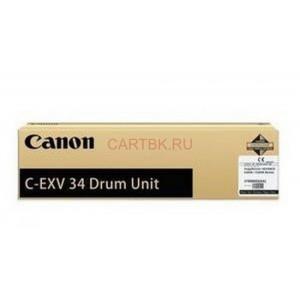 Драм-картридж С-EXV34 Bl/3786B003AA 000 Black Canon