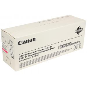 Драм-картридж С-EXV34 М/3788B003AA 000 Magenta Canon